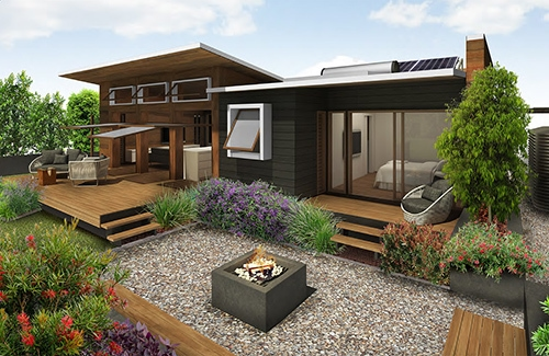 Sustainable House Day Expo offers up big ideas in tiny packages