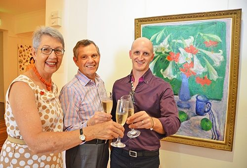 Olley legacy lives on in new art gallery