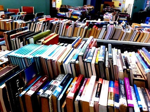 Overdue fee amnesty for Library Week