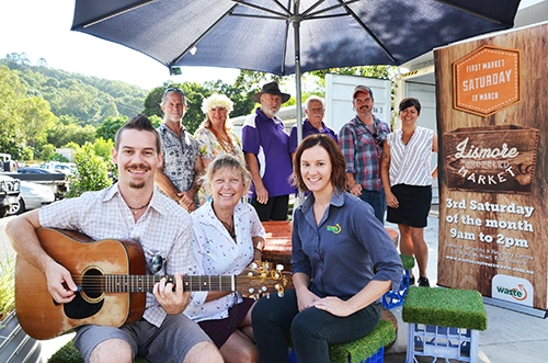 New Lismore Recycled Market sells sustainability message