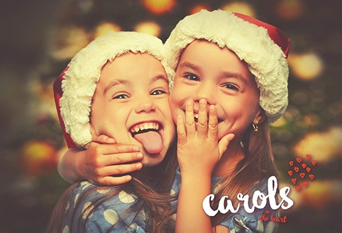 Free Christmas fun at Carols in the Heart