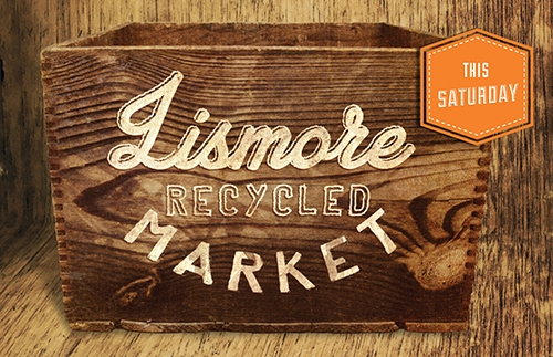 Second Recycled Market features Revolve Shop antiques sale