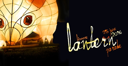 Lantern Parade early bird tickets now on sale