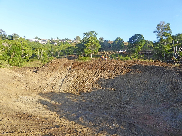 Council issues $6000 fine on Goonellabah subdivision