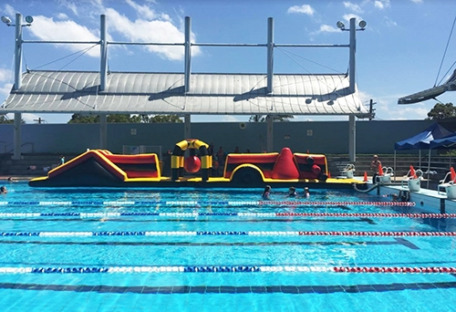 Memorial Baths open for Australia Day fun