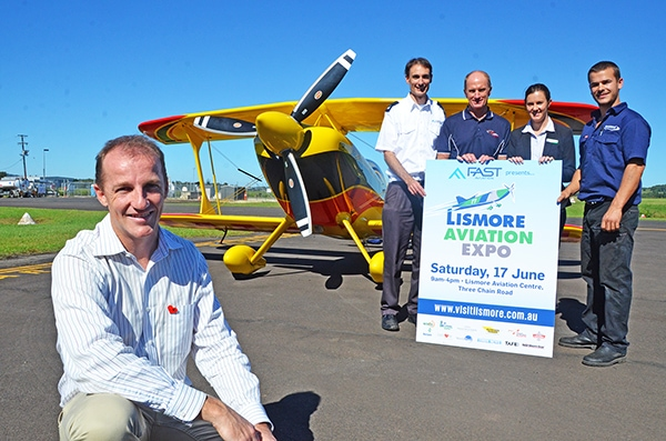 High-flying fun at third annual Lismore Aviation Expo