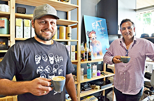 Latte Art Smackdown puts coffee creativity on the menu at Eat the Street
