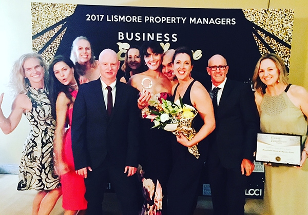 GSAC makes healthy showing at Lismore Business Awards