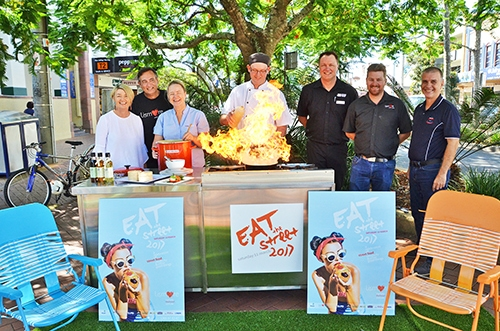 Save the date for Eat the Street food festival