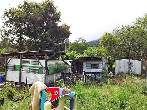 Council takes action on illegal dwellings