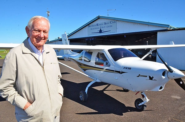 Sky's the limit for new careers with Aero Club scholarship