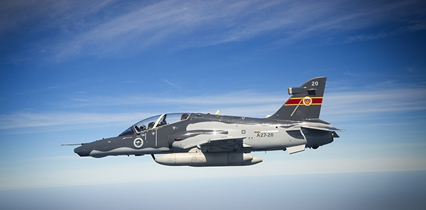 RAAF Hawk fighter announced for Lismore Aviation Expo