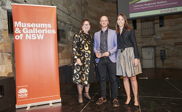 Lismore Regional Gallery wins 2018 IMAGinE award