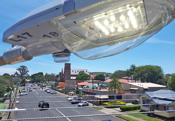 Streetlight retrofit another step toward energy target