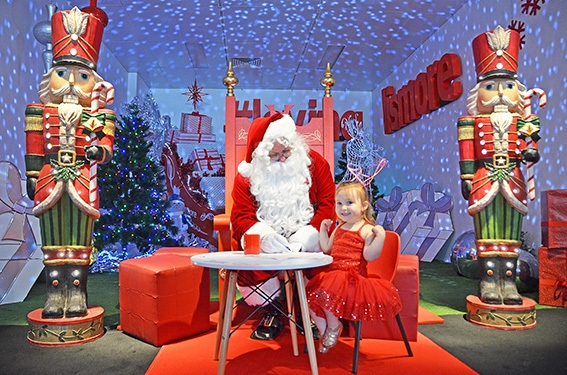 Santa's Wonderland brings Christmas spirit to Lismore
