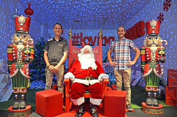 Santa's Wonderland a Christmas success story