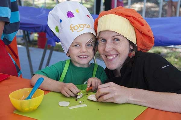 Foost Cooking Classes give little chefs big ideas