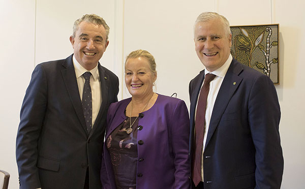 Mayor lobbies for City Deal to transform Lismore by 2030